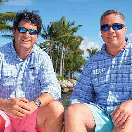 Risk, Reward And Brand Values With Vineyard Vines Co-Founders Shep And Ian Murray
