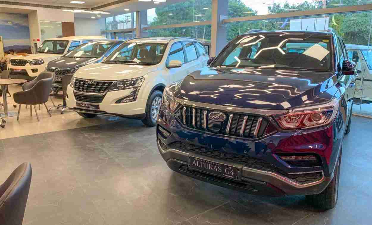 Up To Rs. 3.06 Lakh Discount On Mahindra Cars In Dec 2020 – XUV To Alturas – GaadiWaadi.com