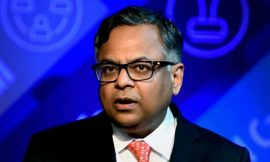 Indian economy may grow at over 11 percent in 2022, says Tata Sons Chairman N Chandrasekaran – Moneycontrol.com