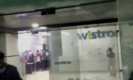 Violence erupts at Wistrons iPhone manufacturing plant near Bengaluru – Deccan Herald