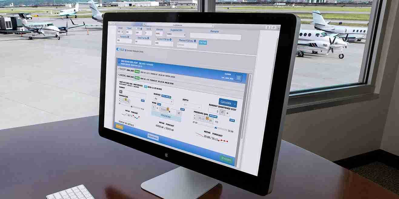 New FltPlan.com AeroData Runway Analysis Service for Business Aviation Operators