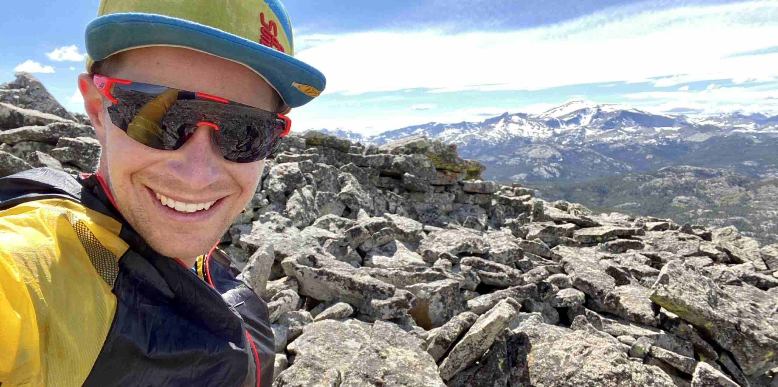 Gabe Joyes and His Record-Breaking 100-mile Run