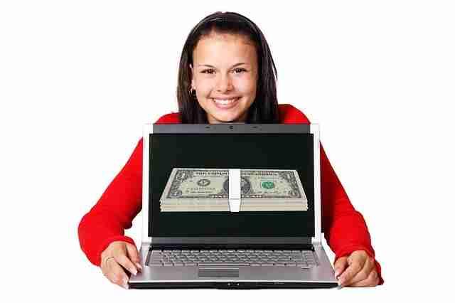 MONEY MAKING  photo