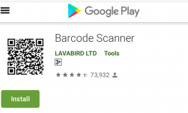 How to Tell Which Barcode Scanner Is Android Malware