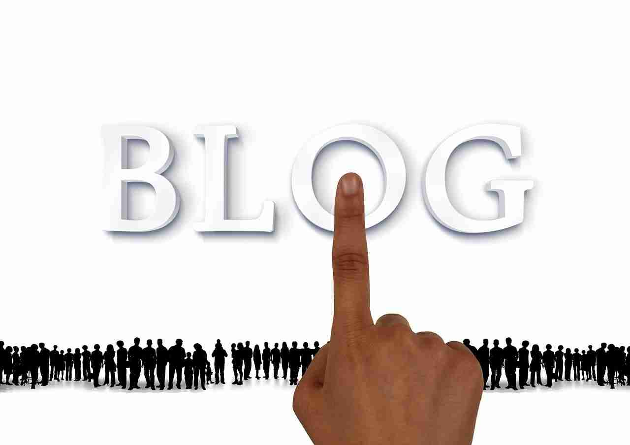 The Correct Definition Of Running a Blog