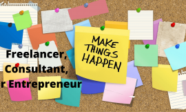 What's the Difference between a Freelancer, Consultant, or Entrepreneur?