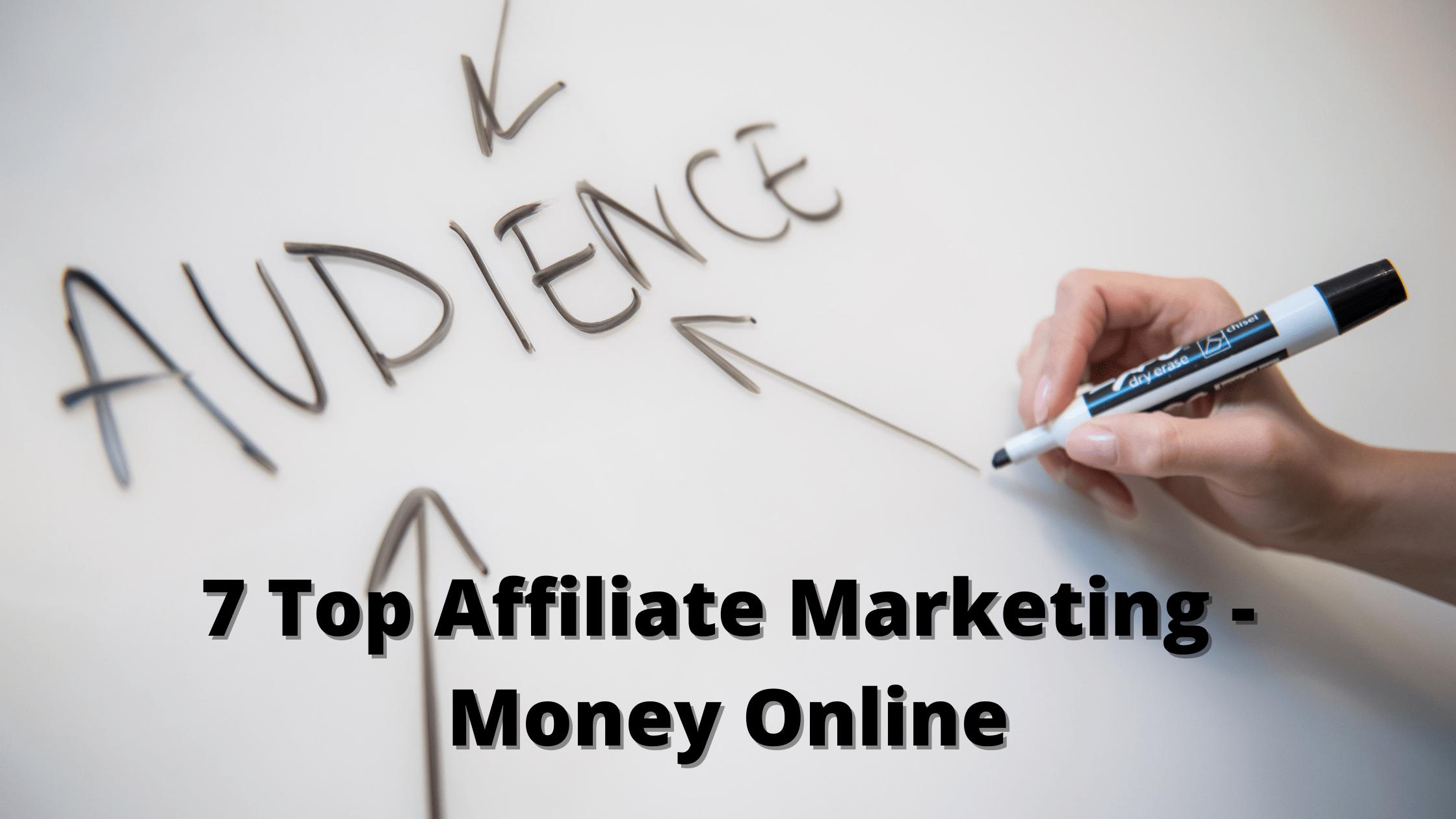 7 Top Affiliate Marketing Strategies for Earning Money Online